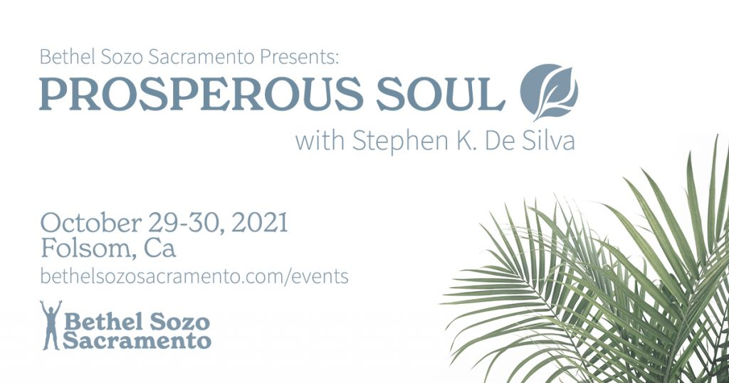Prosperous Soul with Stephen K. De Silva